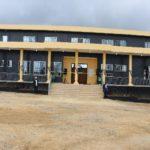 NEW JUDICIAL COMPLEX DEDICATED IN NIMBA COUNTY